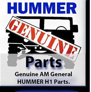 Hummer H1 Parts.